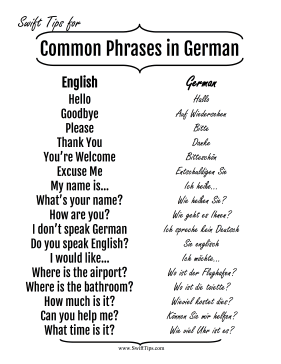 quotes in german and english quotesgram